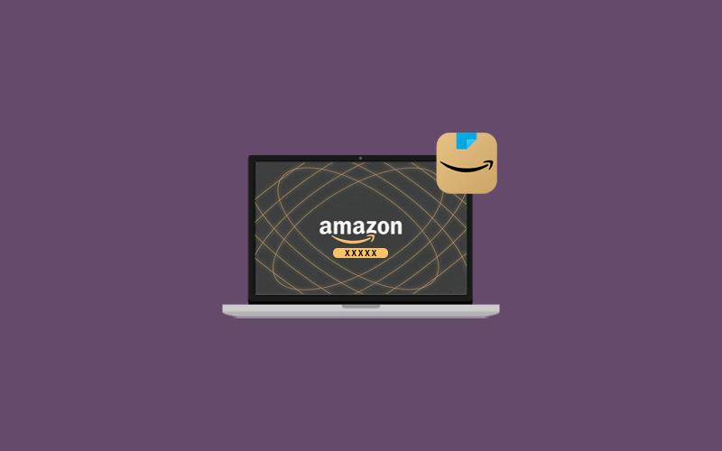 How to Change Amazon Password