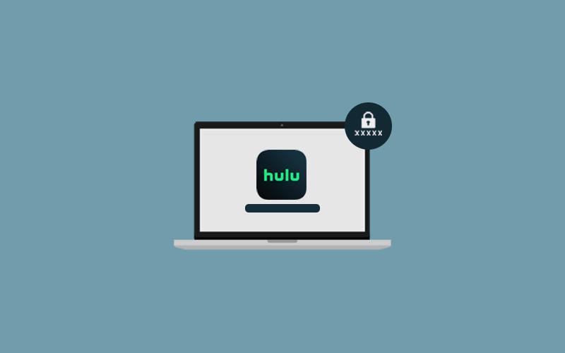 How to Change Hulu Password