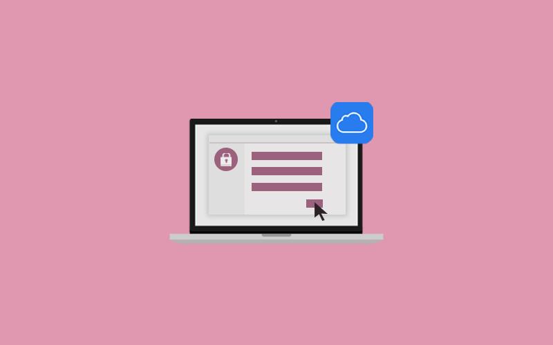 How to Change iCloud Password