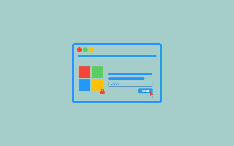 How to Reset Microsoft Password