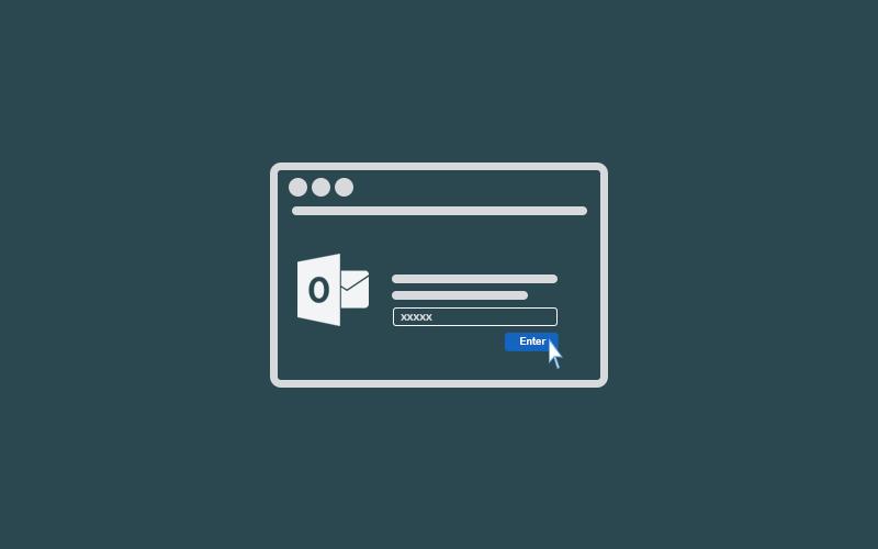 How to Reset Outlook Password